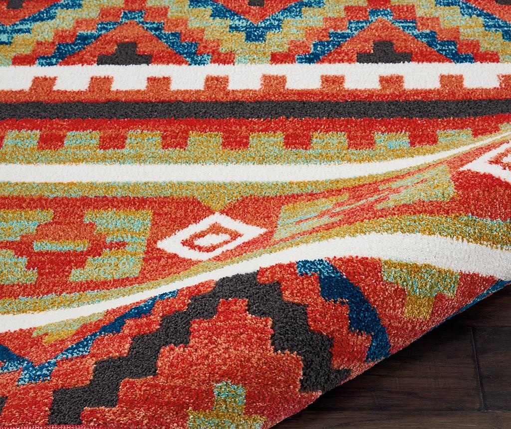 Preproga Navajo Orange 239x328 cm