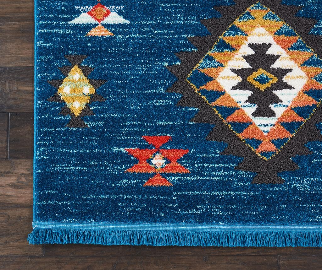 Dywan Navajo Blue 239x328 cm