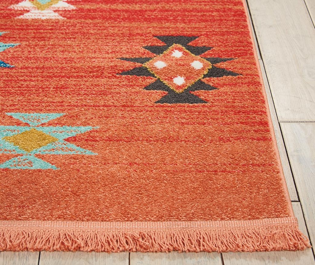 Preproga Navajo Red 201x292 cm