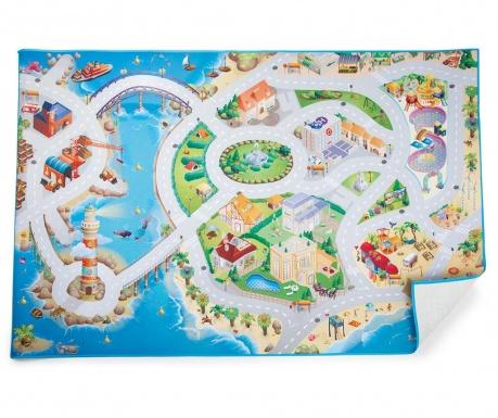 Covor de joaca Island Fun 100x150 cm