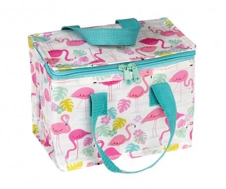 Izotermická taška na obed Flamingo Bay