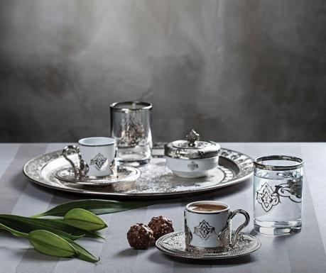 9-delni set za kavo Lakisha