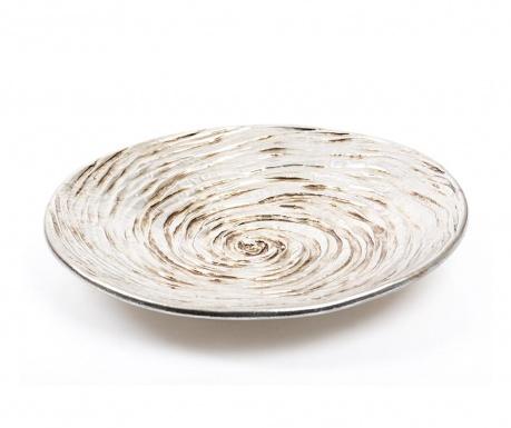 Platou decorativ Swirl