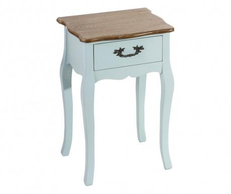Stolik z 1 szufladą Chembur Blue