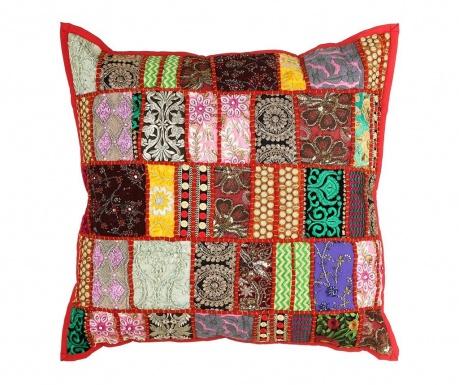 Poduszka dekoracyjna Ethnic Red 60x60 cm