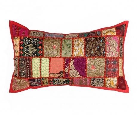 Poduszka dekoracyjna Ethnic Multicolour 35x60 cm