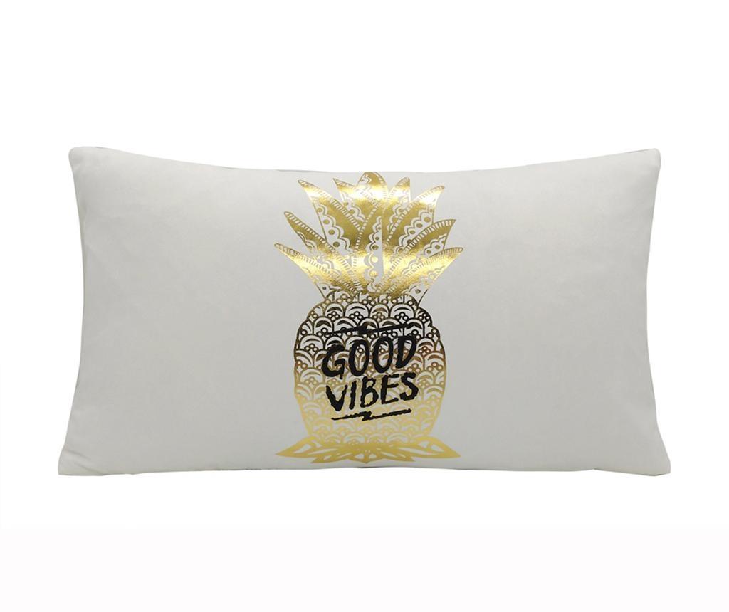Dekoračný vankúš Good Vibes 30x50 cm