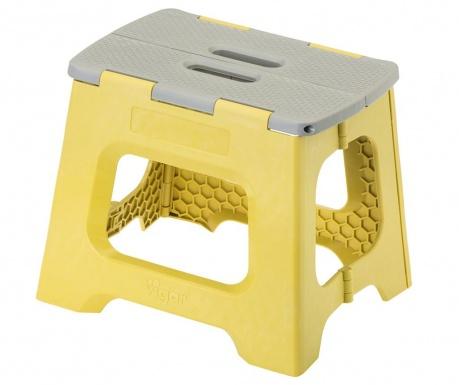 Πτυσσόμενο σκαλάκι Compact Mustard