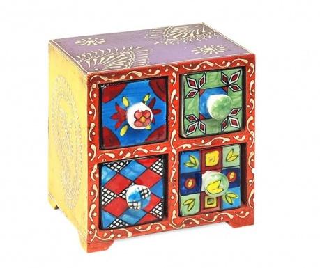 Krabice na koření Mishti