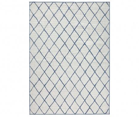 Venkovní koberec Reversible Twin Classic Blue