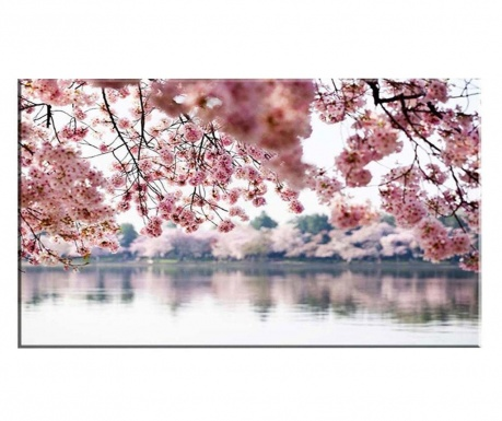 Slika Blooming Trees 100x140 cm