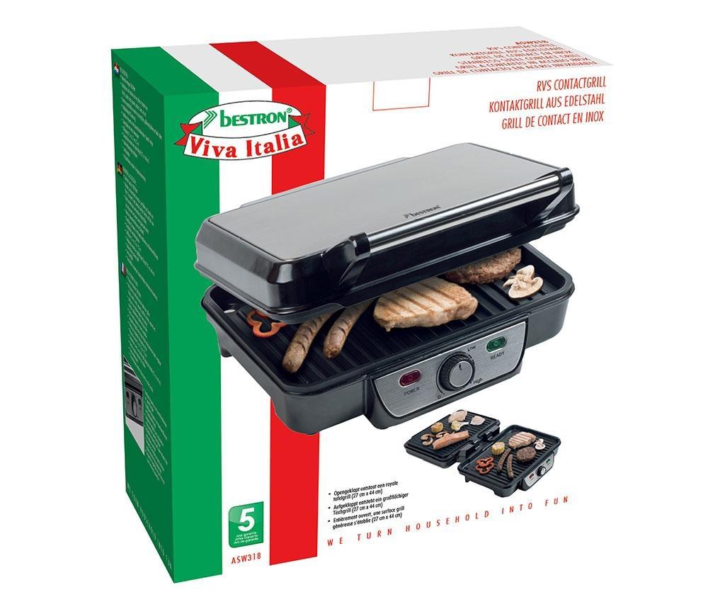 Italia Elektromos grillsütő