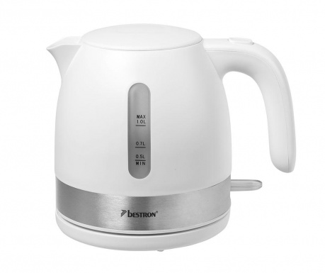 Fierbator electric Modern White 1 L