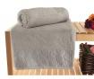 Set 2 prosoape de baie Pastel Paisley Grey 90x150 cm