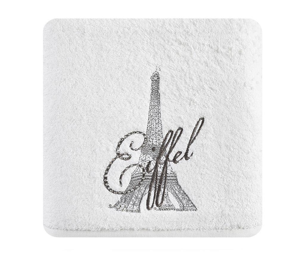 Prosop de baie Eiffel White 70x140 cm