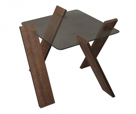 Konferenčný stolík Roman Mini Dark