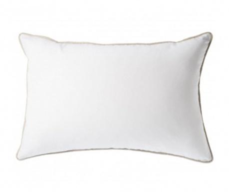 Perna decorativa Vivo White Wide 30x50 cm