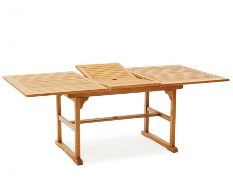 Rozkladací stôl do exteriéru Minoa