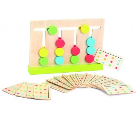 Zabawka ruchoma 31 elementów Matching Colours