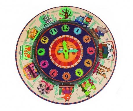 Gra typu puzzle 25 elementów Time Travel