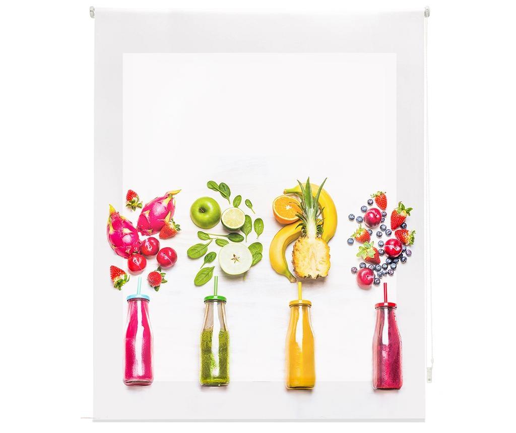 Fresh Fruit Smoothie Roletta 120x250 cm