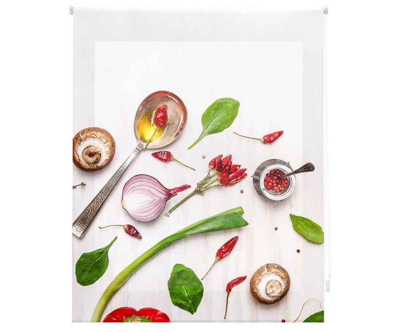Spices & Flavours Roletta 120x180 cm