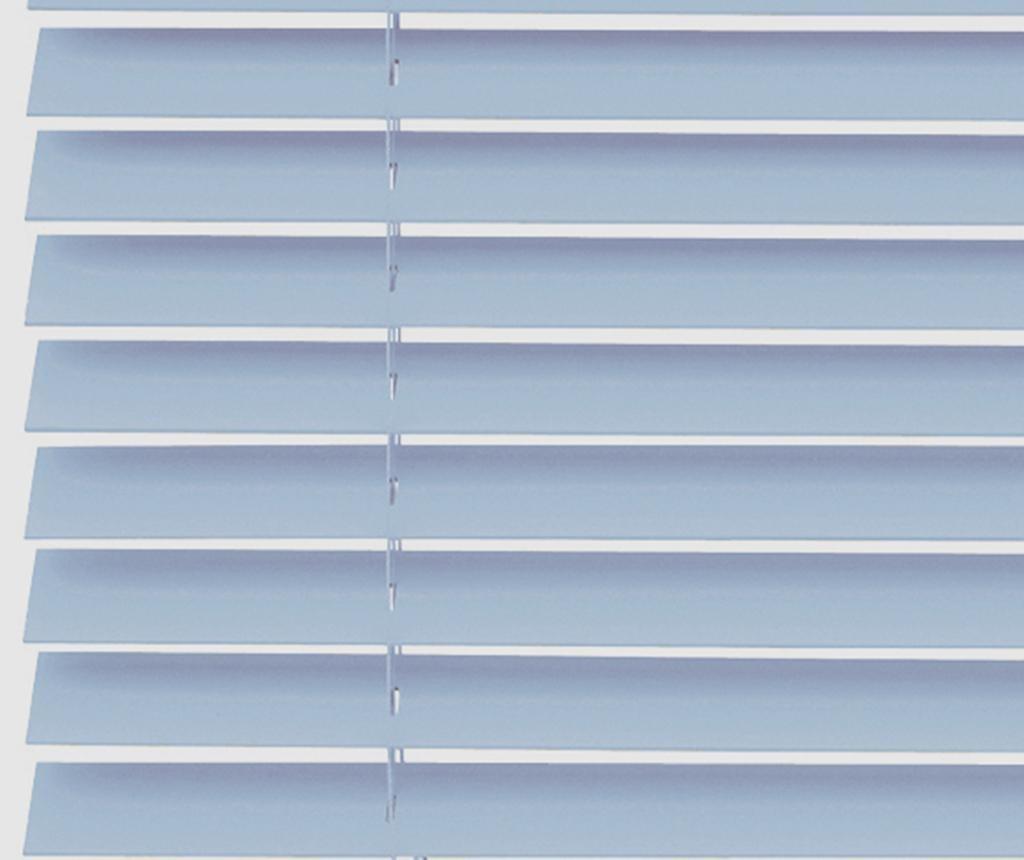 Venetian Aluminum Azul Reluxa 120x250 cm