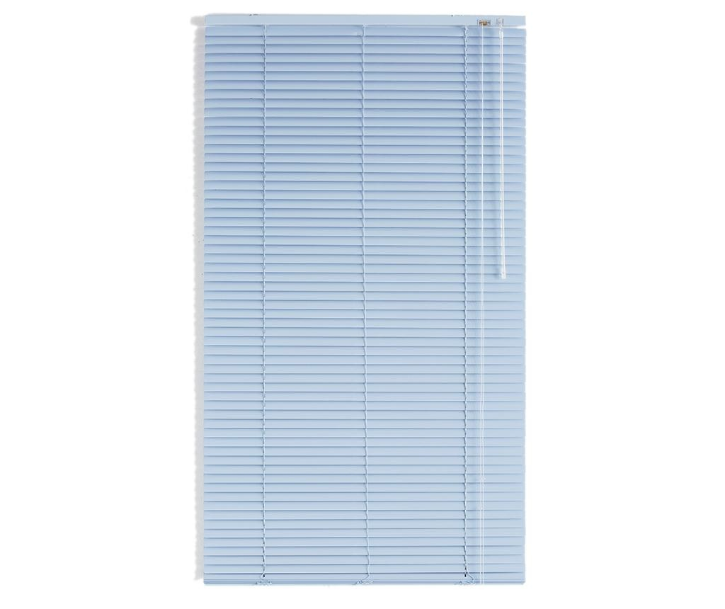 Venetian Aluminum Azul Reluxa 80x180 cm