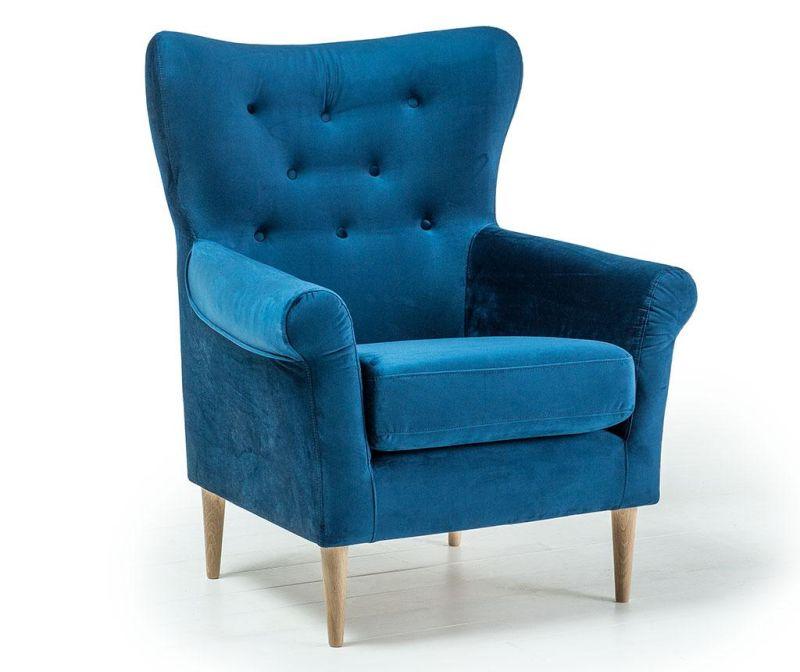 Fotelja Amelie Navy Blue
