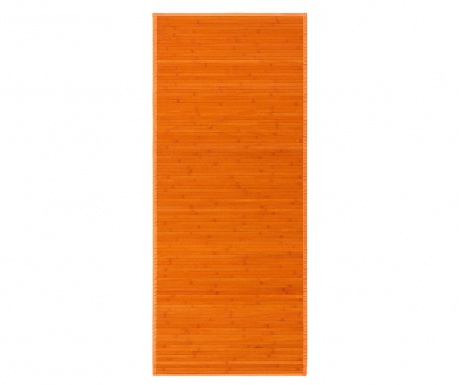 Covor tip pres Mimosa Orange 75x175 cm