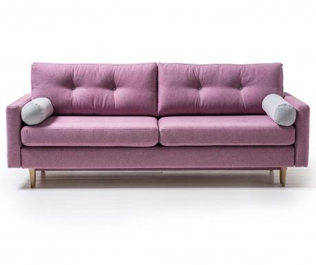 Kauč trosjed na razvlačenje Pure Hamilton Pink