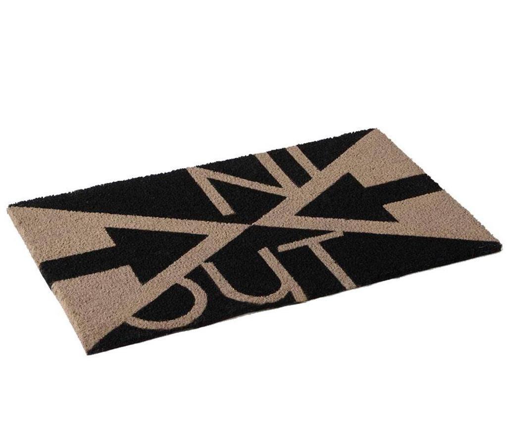 In Out Bejárati szőnyeg 45x75 cm