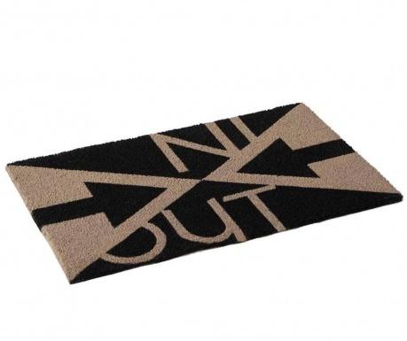 In Out Bejárati szőnyeg 45x47 cm