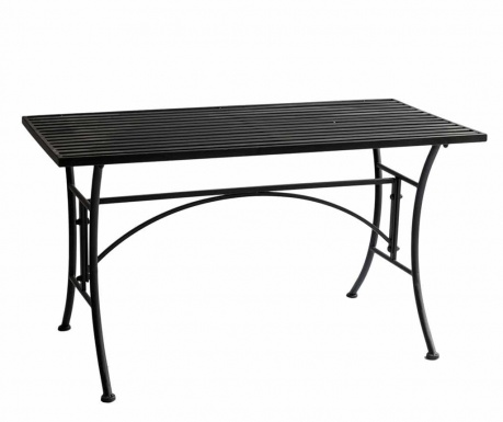 Enoch Black Kültéri asztal