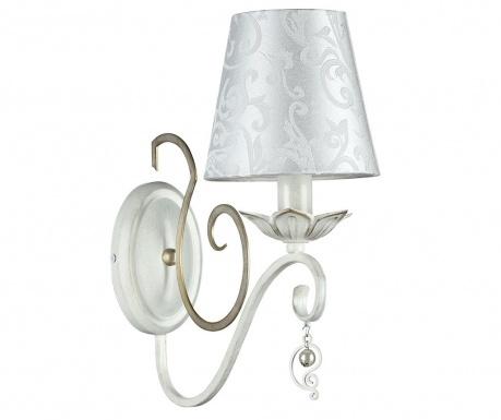 Monile White Gold Fali lámpa