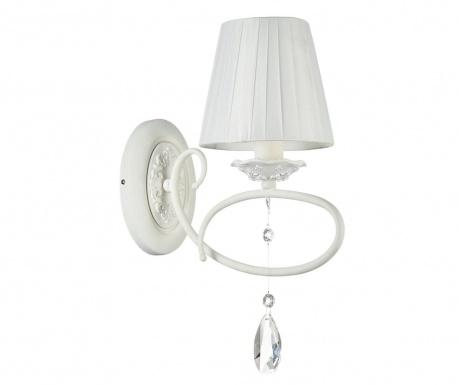 Passarinho White Fali lámpa