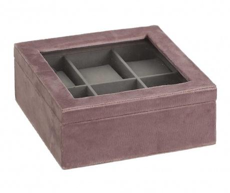 Pudełko na biżuterię Kyron Pink