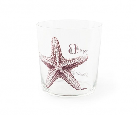 Sklenice Flore et Faune Starfish 370 ml