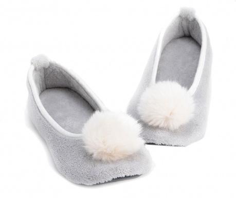 Papuci de casa dama Sleep Grey 39-40