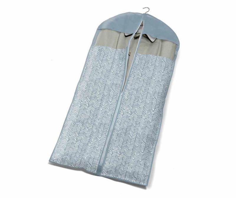 Husa pentru haine Tweed Azure M