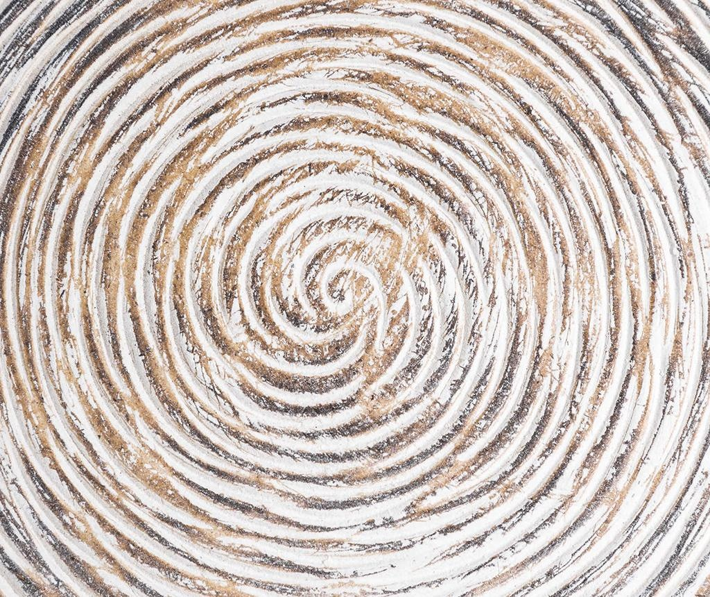Platou decorativ Spiral S