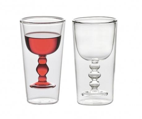 Сервиз 2 чаши Borosilicate