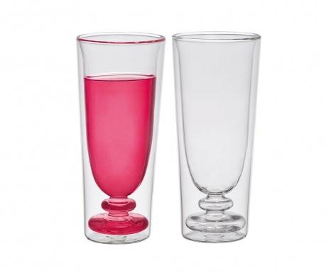 Комплект 2 чаши за коктейл Borosilicate 200 мл