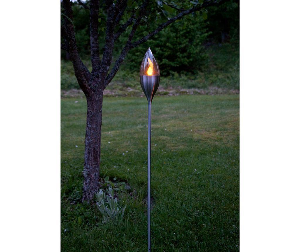Lampa solara Olympos Silver