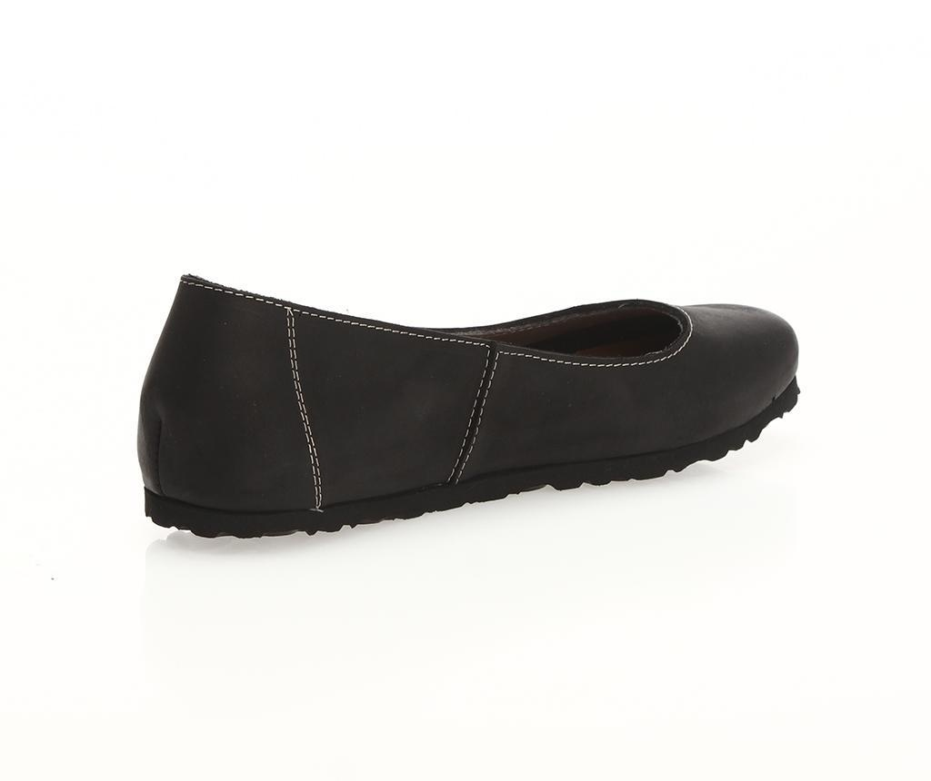 Velda Black Női balerina cipő 37