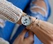 Ženski ručni sat Emily Westwood Bourne Blue