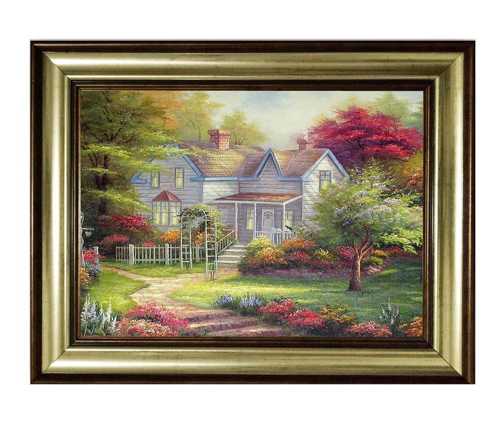 Tablou Dream House 60x80 cm