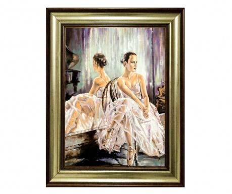 White Ballerina Kép