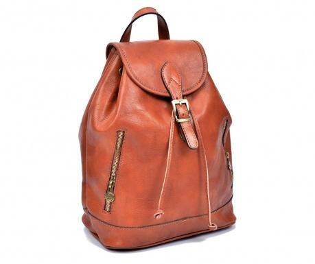 Plecak Francesca Cognac