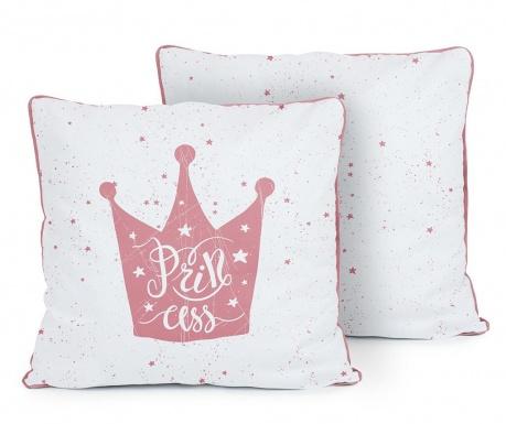 Perna decorativa Princess Pink 50x50 cm